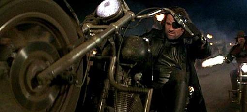 エスケープフロムL.A. バイク