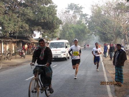 ディナジプールマラソン