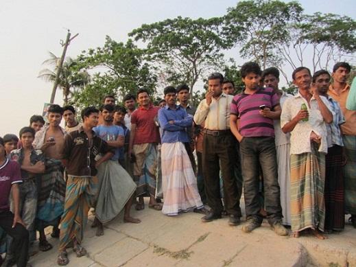 人口過密国バングラデシュ2