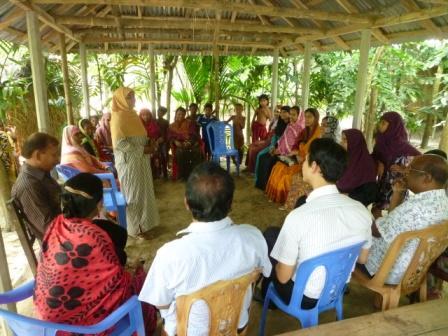 Ananda Schoolの先生たちとの対話