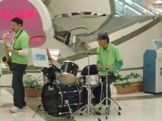 20111106オータムコンサートドラム