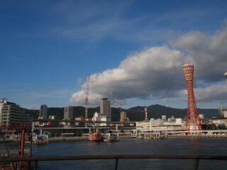 20111106コンチェルト神戸景色