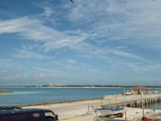 20111123クリマビーチ晴れ
