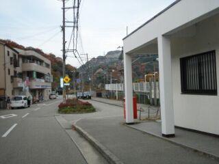 20121206廃線跡ハイク生瀬駅