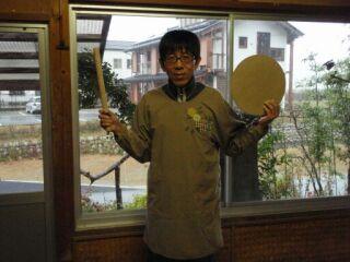 20121208但馬焼き陶芸教室衣装