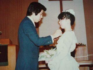 2010直美・結婚式の直前