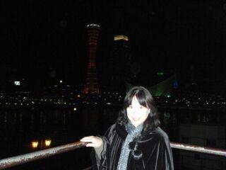 20081220ハーバーランド夜景直美