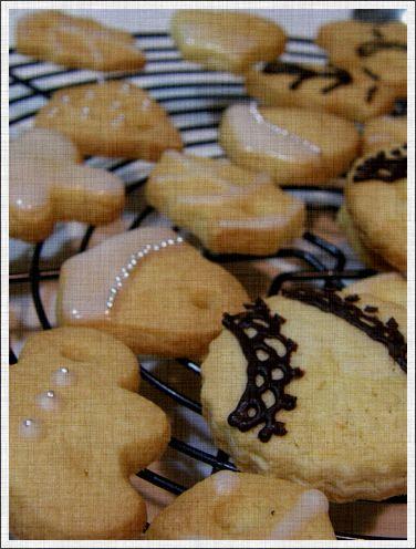オーナメントクッキー