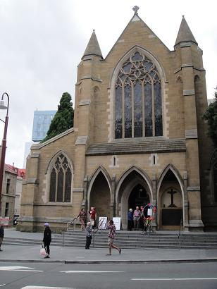 ホバート教会1
