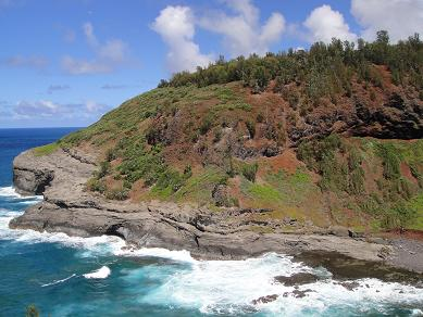 カウアイ島キラウエア灯台1