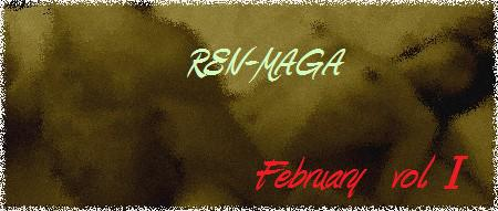 RENマガ2014 2月号vol①