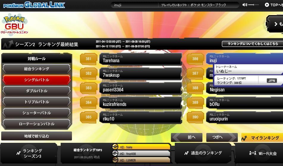 レーティング結果_ランキングシーズン2(2011.09.27)_1779