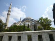 イスタンブール生活のABC-スレイマニエ