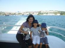 イスタンブール生活のABC-ベシクタシ港