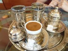 $イスタンブール生活のABC-トルコ珈琲