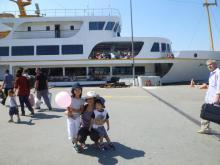 $イスタンブール生活のABC-ウスキュダル港