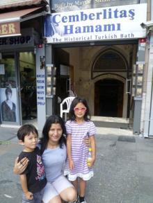 $イスタンブール生活のABC-ハマム