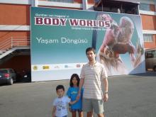 $イスタンブール生活のABC-Body Worlds