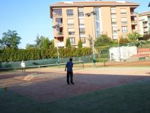イスタンブール生活のABC-テニス