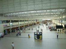 イスタンブール生活のABC-アンタルヤ空港