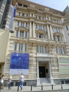 イスタンブール生活のABC-ペラ美術館