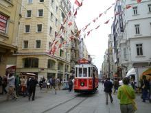 $イスタンブール生活のABC-トラム