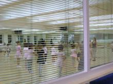 イスタンブール生活のABC-バレエ教室