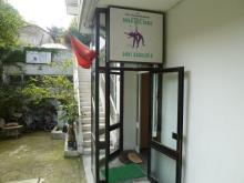 イスタンブール生活のABC-バレエ入口