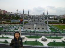 $イスタンブール生活のABC-ブルーモスク