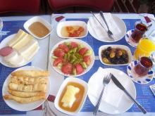$イスタンブール生活のABC-朝食