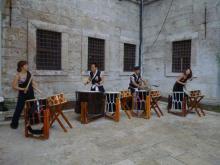 イスタンブール生活のABC-太鼓