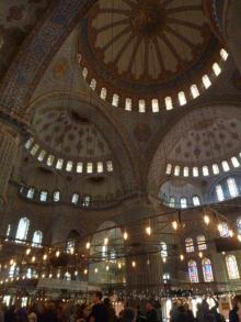 イスタンブール生活のABC-スルタン内部