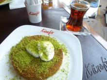 イスタンブール生活のABC-キュネフェ