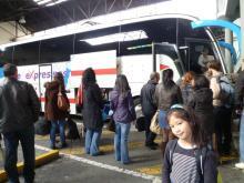イスタンブール生活のABC-バス