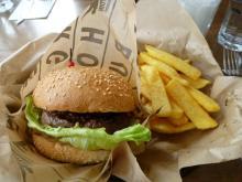 イスタンブール生活のABC-ハンバーガー