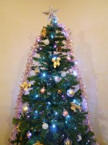 $イスタンブール生活のABC-クリスマスツリー