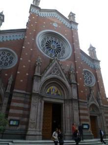 イスタンブール生活のABC-chapel