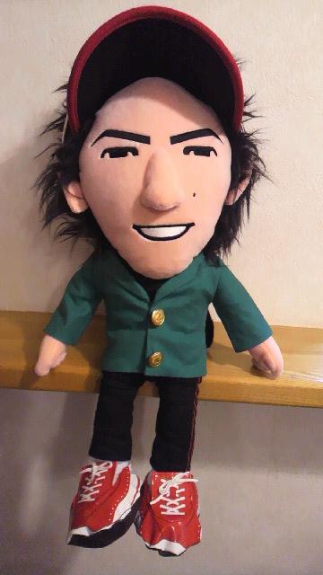 夢のグリーンジャケット!