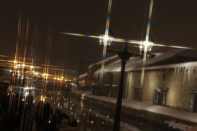 雪あかりの路10