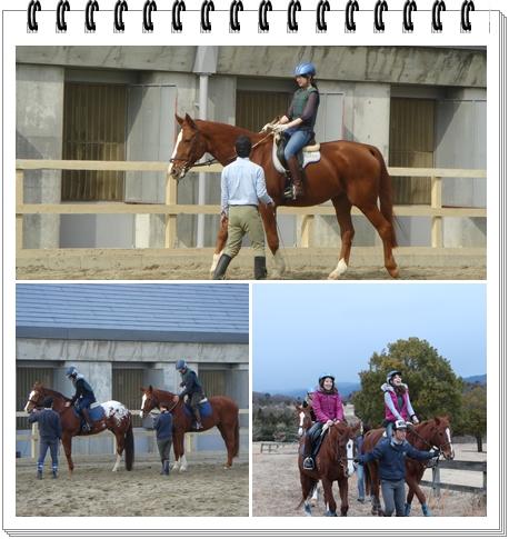 乗馬体験 冬キャンペーン