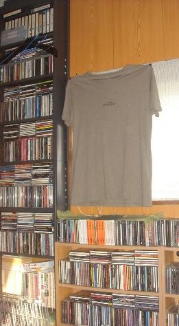 Tシャツカーテン