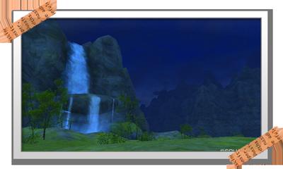 ギルザットの滝