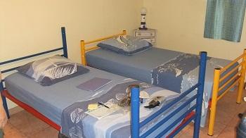 シャック6_ベッドルーム
