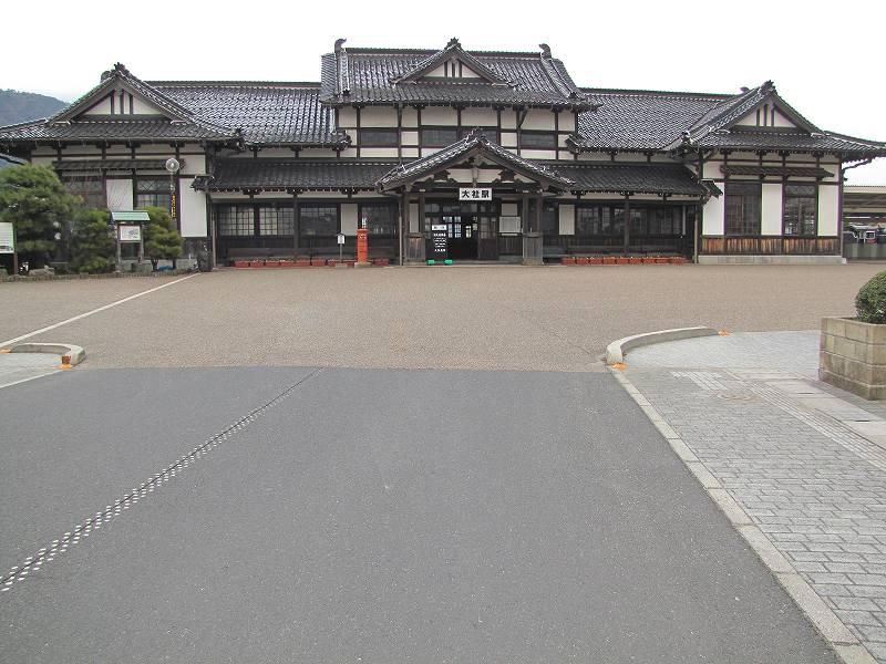 旧・大社駅1