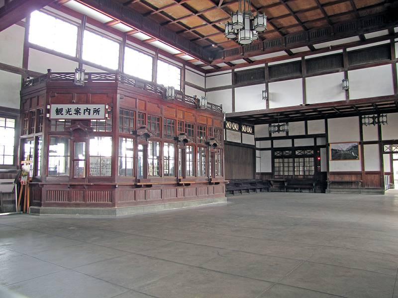 旧・大社駅2