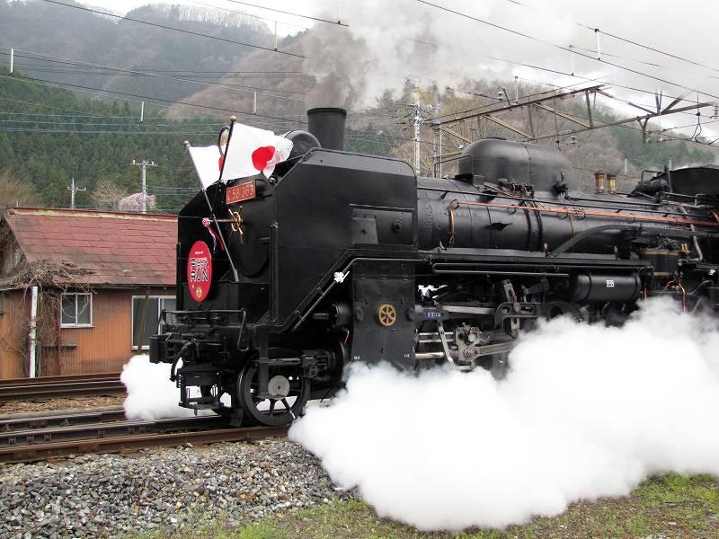 秩父鉄道パレオエキスプレス3