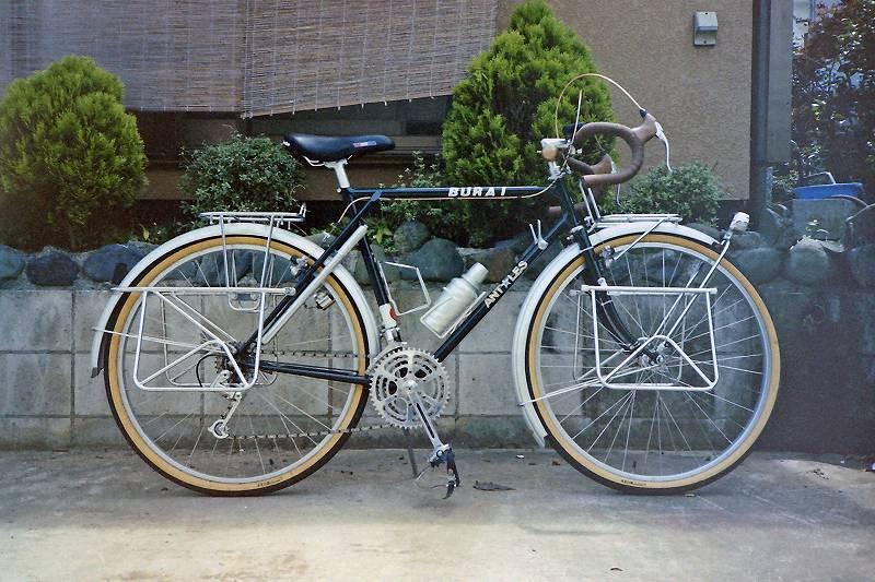 欧州旅行専用自転車2