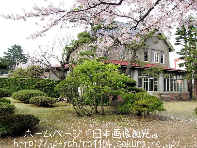 青森・喧騒から離れて・・・弘前の藤田記念庭園4