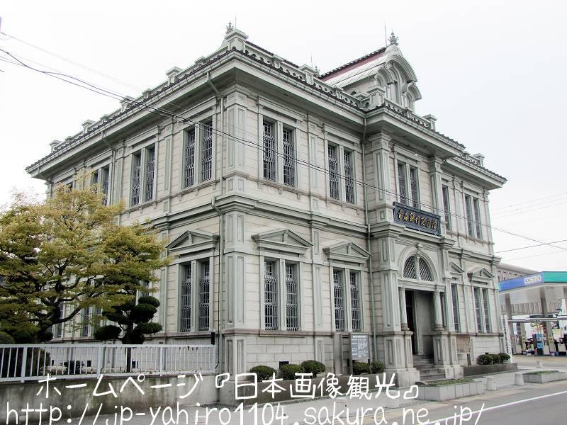 青森・弘前の青森銀行記念館1