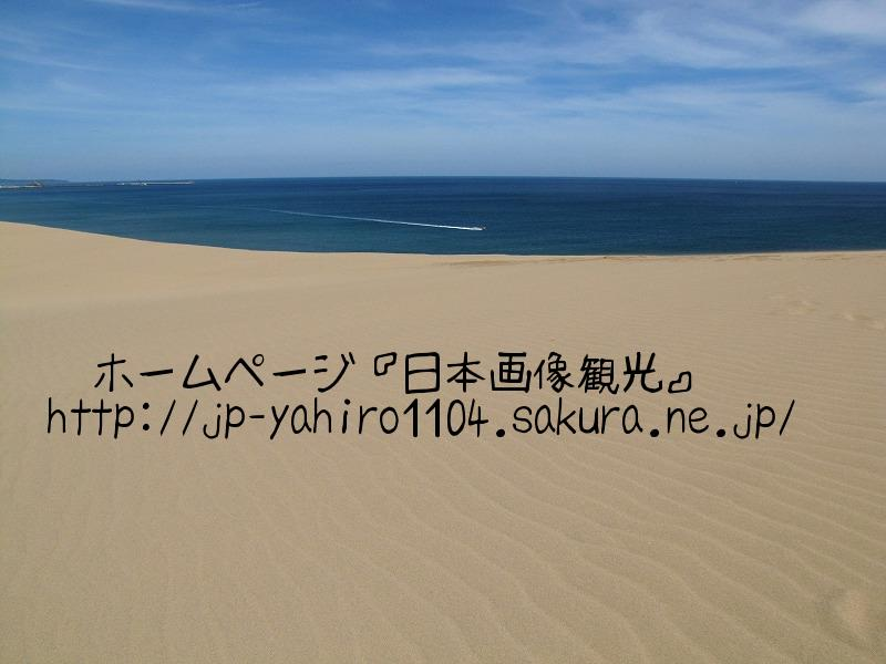 鳥取・灼熱の鳥取砂丘2